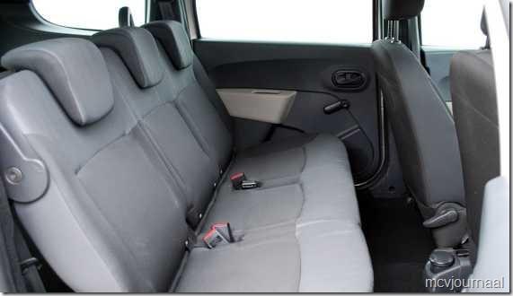 Dacia Lodgy Ambiance 1.6 MPI 85 14