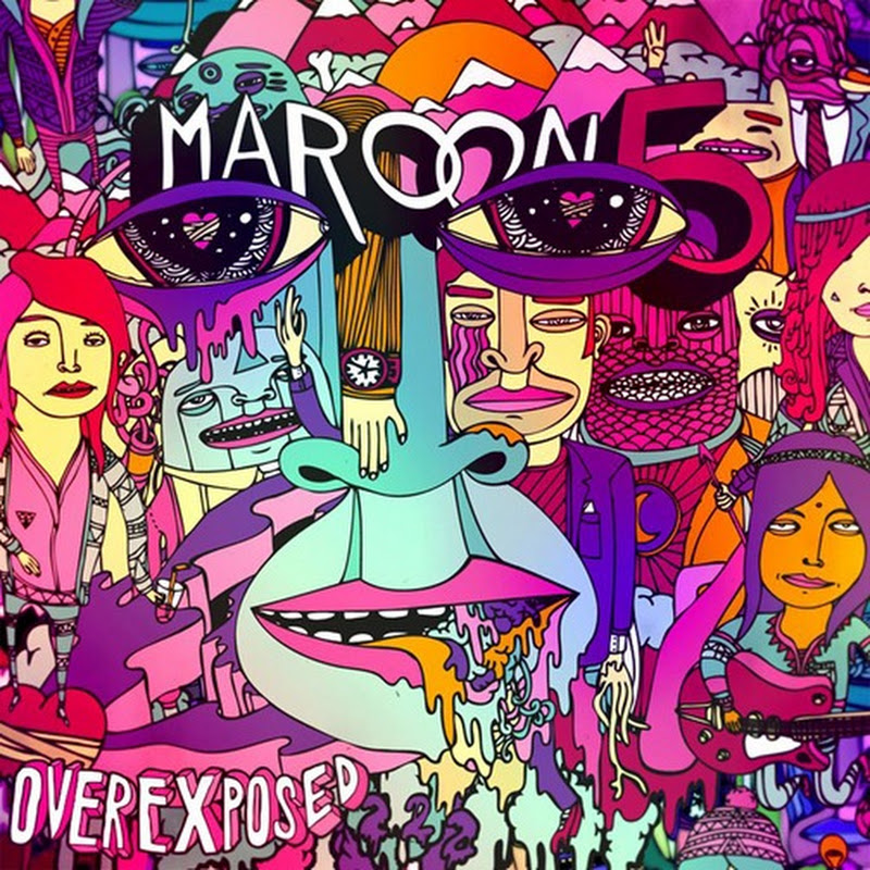 "Review: Duas visões do ""Overexposed"" do Maroon 5."