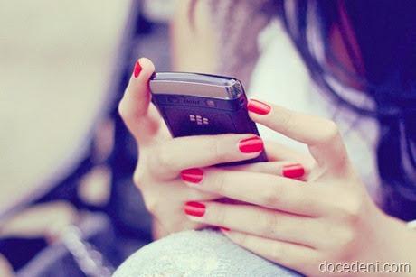 celular tocou