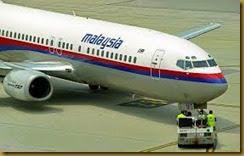 aviao malaysa