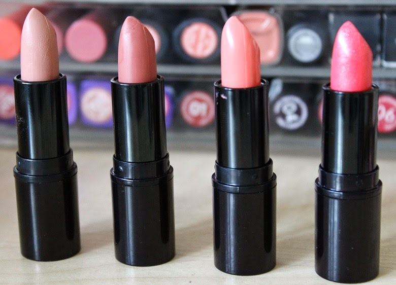 makeup-revolution-lipsticks-review-swatches-the-one-chic-divine-treat