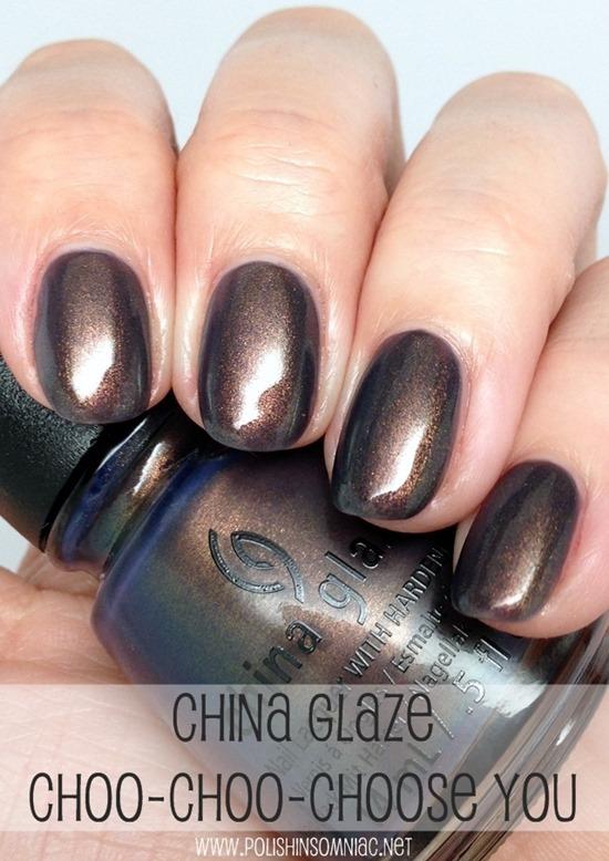China Glaze Choo-Choo Choose You