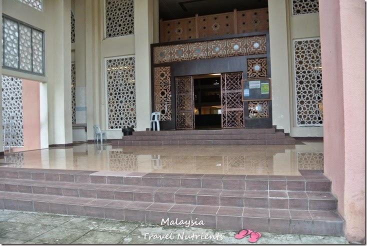 馬來西亞沙巴大學 粉紅清真寺 (18)
