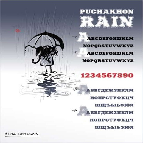 Puchakhon-Rain