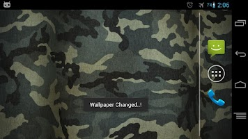 Screenshot of Camo Wallpapers HD
