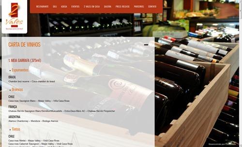 06_Carta de vinhos