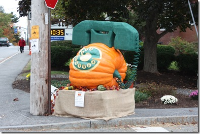 Rotary Pumpkin