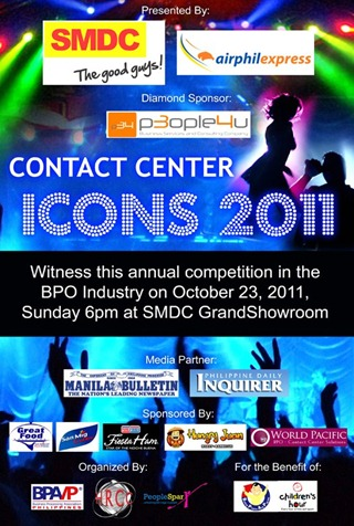 contact center icons 2011