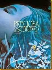 Cover PRECIOSA OSCURIDAD info