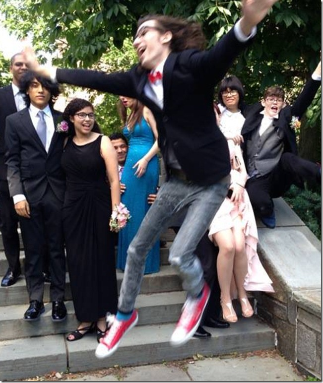 jumping jed