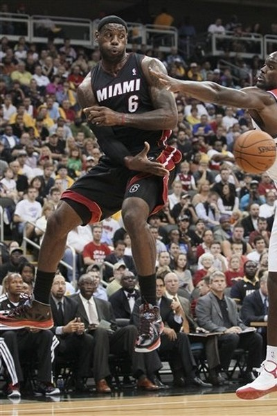 Preseason Watch LBJ Sports Soldiers Blackouts and Pressures