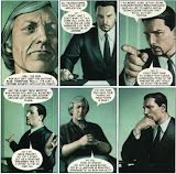 An interview with Tony Stark, from issue 1 of the 4th Iron Man series