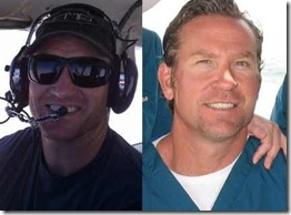 Navy Seals Glen Doherty and Tyrone Woods