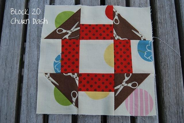 Block 20 Churn dash