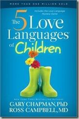 Love Languages children