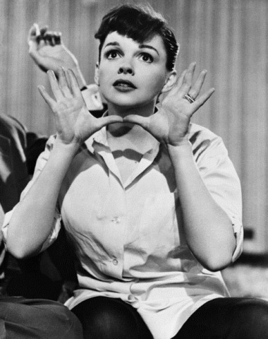 judy garland a star is born 1954