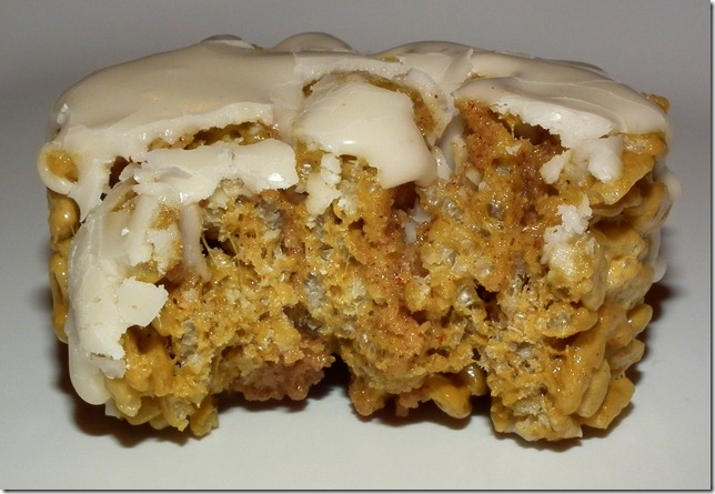 Cinnamon Roll Rice Krispies Treats 4-26-12