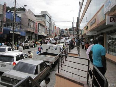 San Fernando Einkaufsstrasse