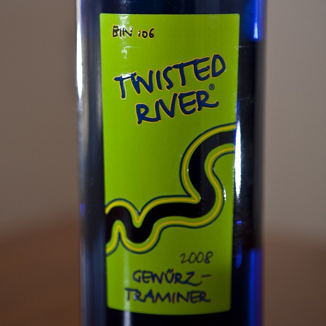 2010 Bin 106 Twisted River Germany Gewürztraminer-1