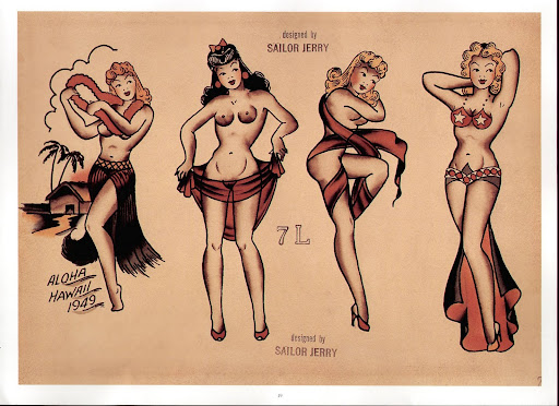 Sailor Jerry Tattoo Designs
