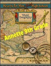 Annette 9th Grade