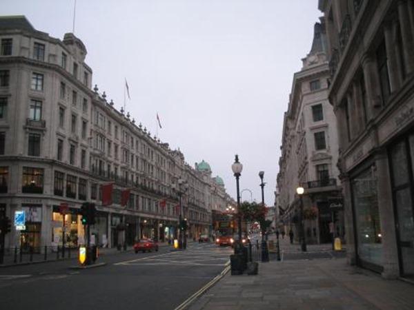 شارع أكسفورد في لندن