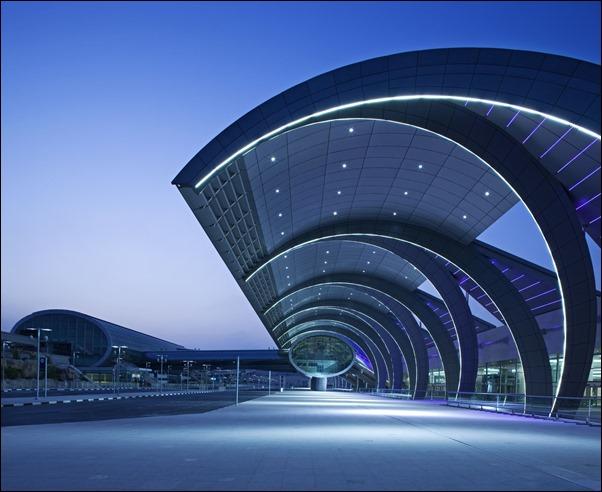 مطار دبي5