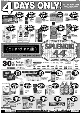 guardian-4days-sale-special-2011-EverydayOnSales-Warehouse-Sale-Promotion-Deal-Discount
