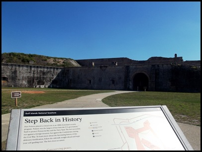 To Fort Pickens 018