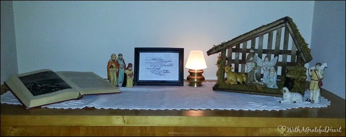 Hall Nativity