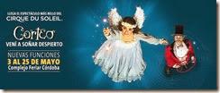 venta de entradas cirque du soleil mayo 2014 todas las fechas y precios