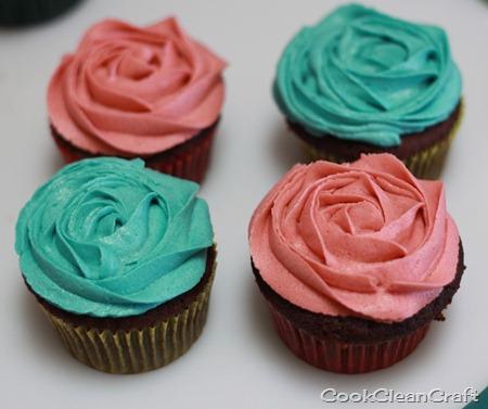 Cupcake Roses (1)