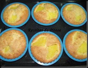 Tarteletes de ananás-cozidas