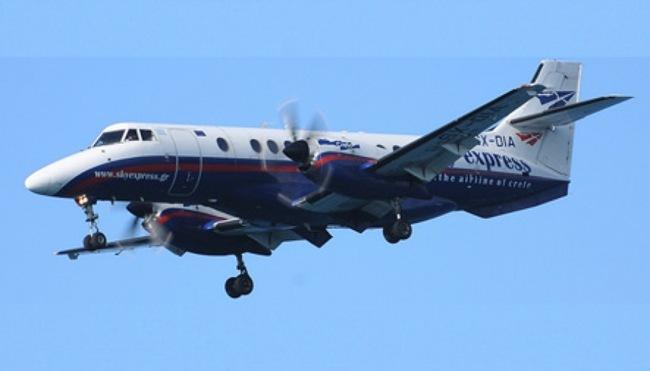Στη Sky Express η αεροπορική «άγονη γραμμή» της Κεφαλονιάς