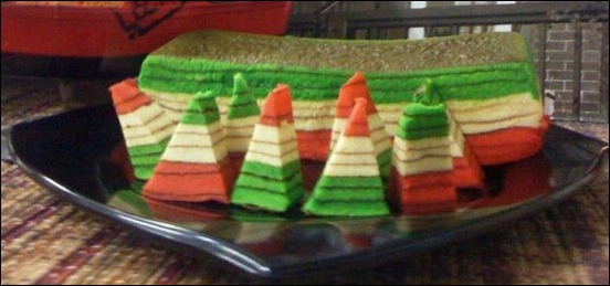 kek lapis fathiha