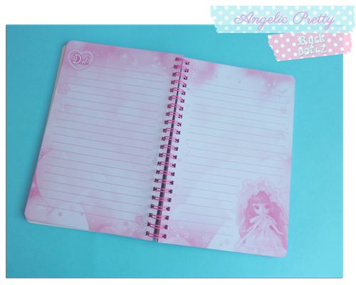 Dal Coral Notebook 02