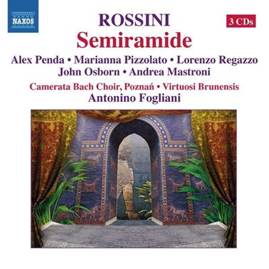 Gioachino Rossini: SEMIRAMIDE (NAXOS 8.660340-42)
