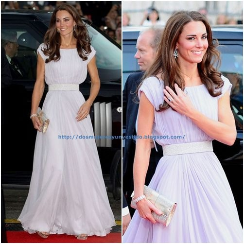 Kate Middleton  BAFTA Brits To Watch Event