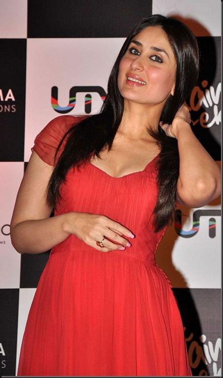 Kareena Kapoor Promotes Ek Main Aur Ekk Tu At Oberoi Mall06