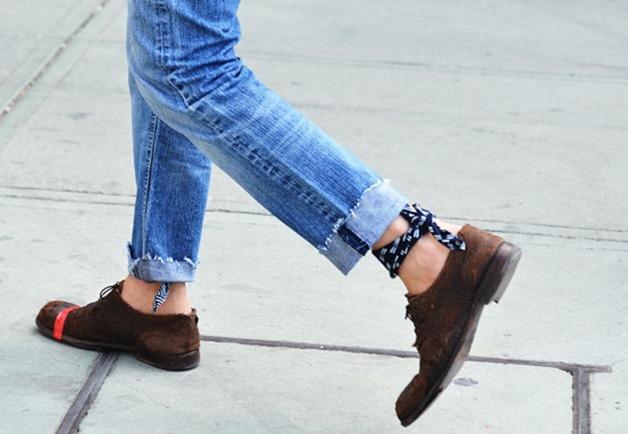 Street Style – Como Usar Sapatos Sem Meias (14)