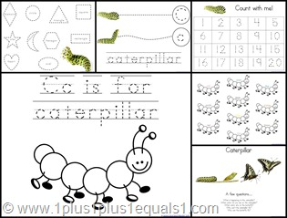 Cc Caterpillar Extras