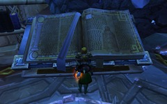 old ironforge second book with runes