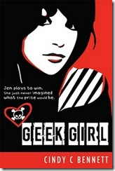 Geek Girl Cover