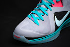 nike lebron 9 ps elite grey candy pink 8 02 LeBron 9 P.S. Elite Miami Vice Official Images & Release Date
