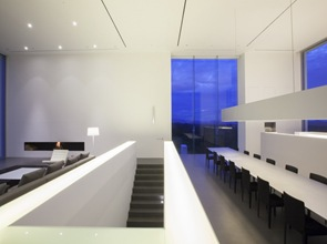 Diseño interior minimalista