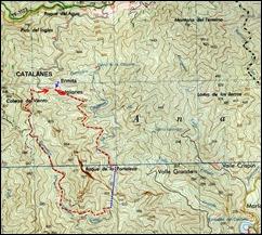 Ruta Catalanes