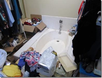 22 a bathtub in the floor