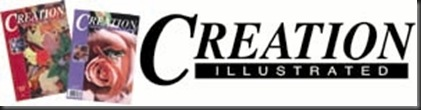 creation illustrated logo