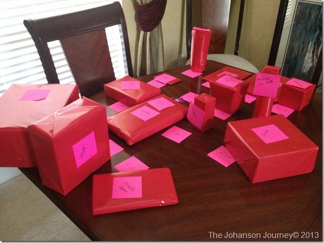 Johanson Journey-Valentine Hourly Gifts