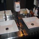 washroom at pasela ginza in Ginza, Tokyo, Japan